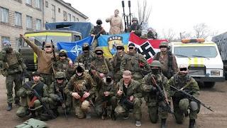 В Израиле возмущены поглощением нацизмом Украины фото