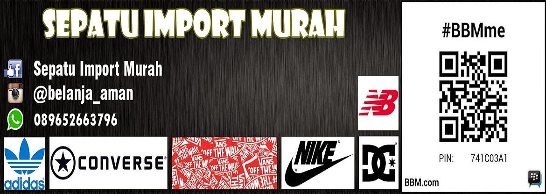 Supplier Sepatu Import Murah