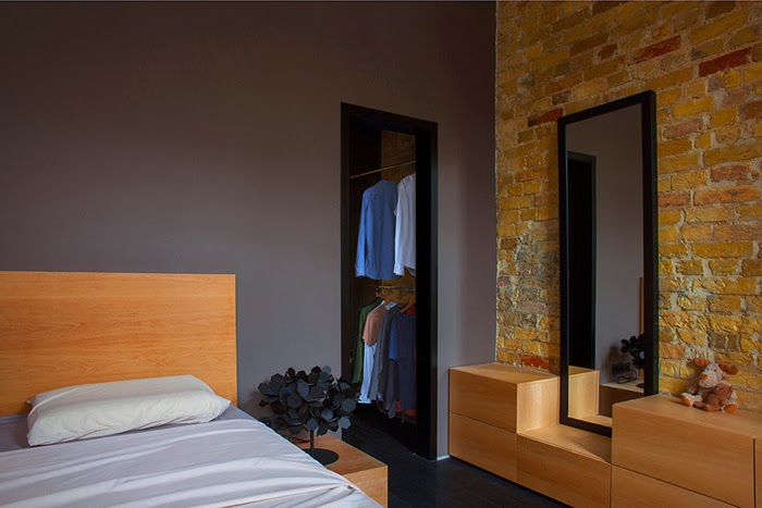 amenajari, interioare, decoratiuni, decor, design interior, apartament de doua camere, dormitor