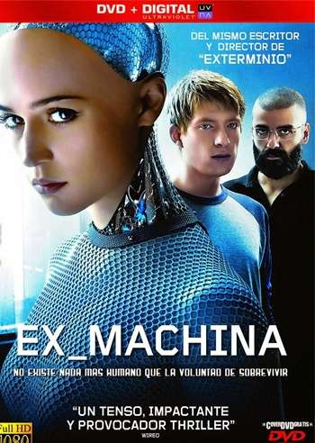 Ex Machina 1080p Latino