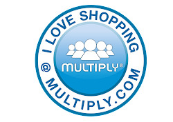 I LOVE SHOPPING AT MULTIPLY.