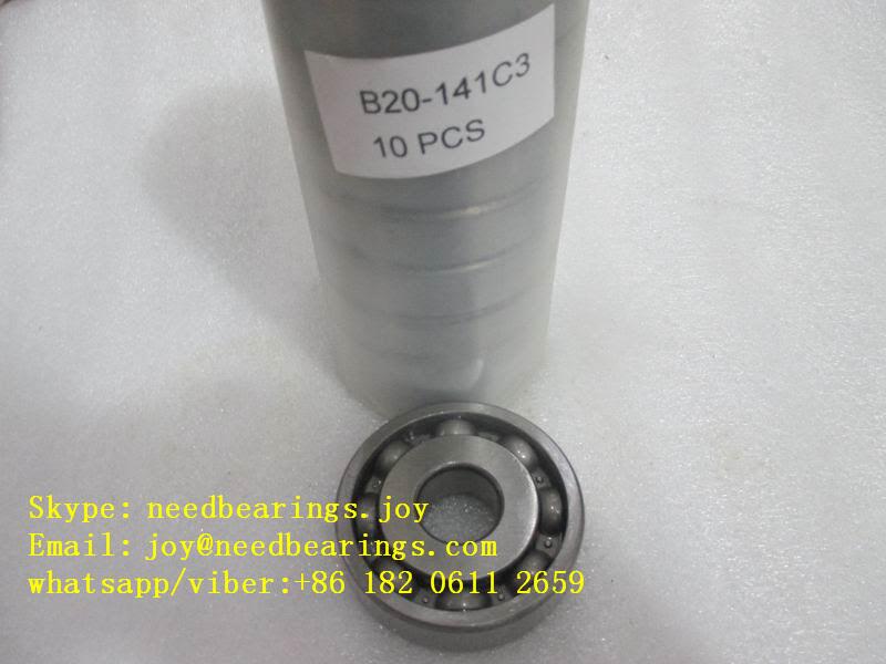 B10-50D-2RS AB Alternator Bearing 10x27x11 Sealed 10mm Bore Ball Bearings 17401