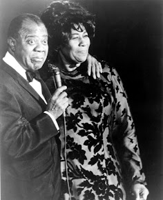 Ella Fitzgerald Louis Armstrong