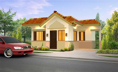 Molave House Model at Villa Montserrat Taytay
