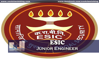 Junior Engineer Job 2015