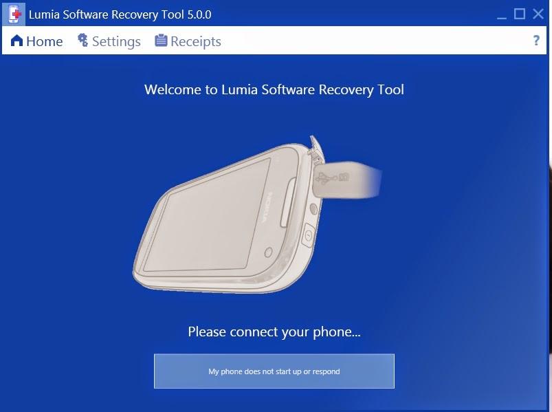 Lumia Recovery Tool
