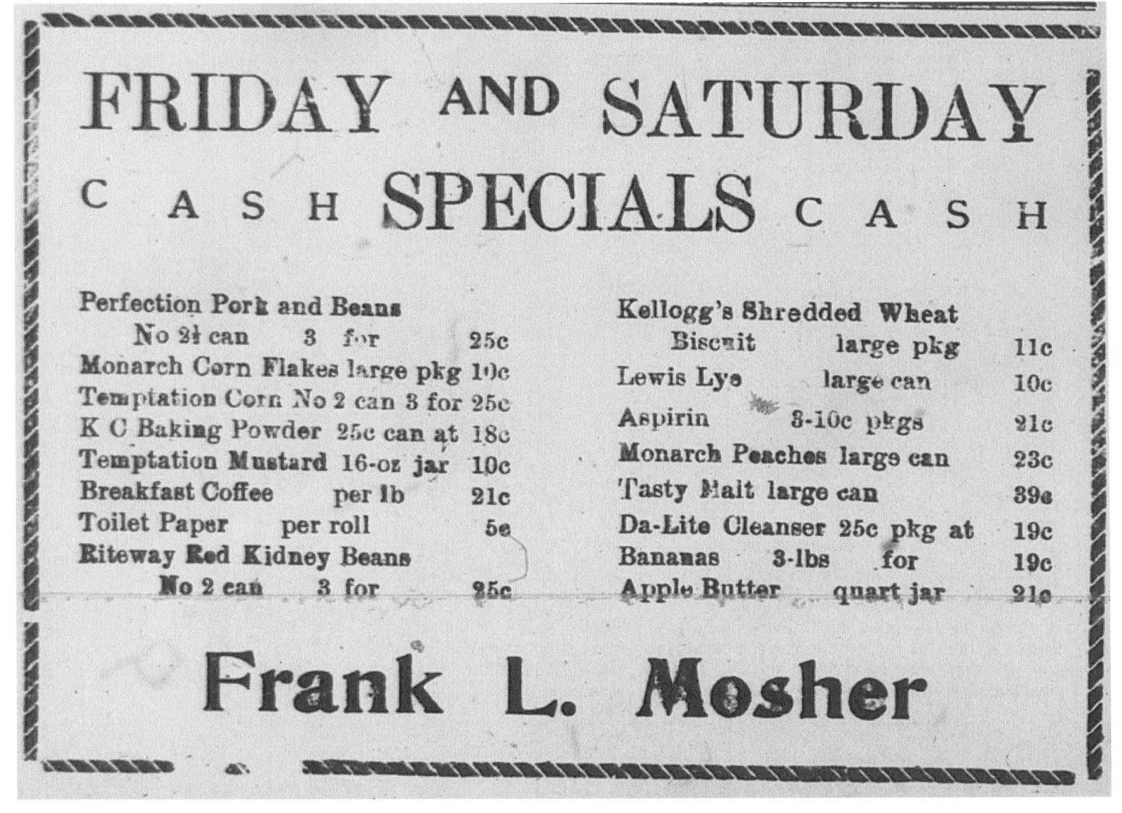 Frank L. Mosher
