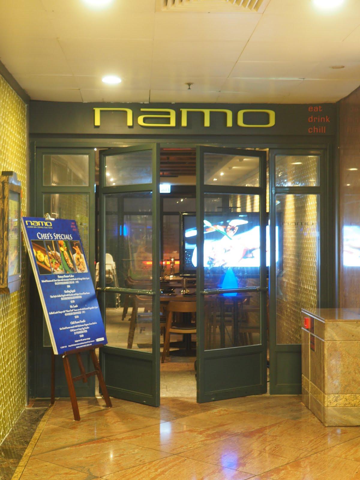 feedme guru x namo avant thai restaurant tasting menu hkblogger