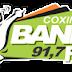 Ouvir a Rádio Band FM 91,7 de Coxim - Rádio Online