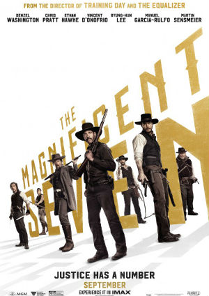 Filme Poster Sete Homens e um Destino