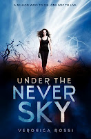 Veronica Rossi's Under The Never Sky