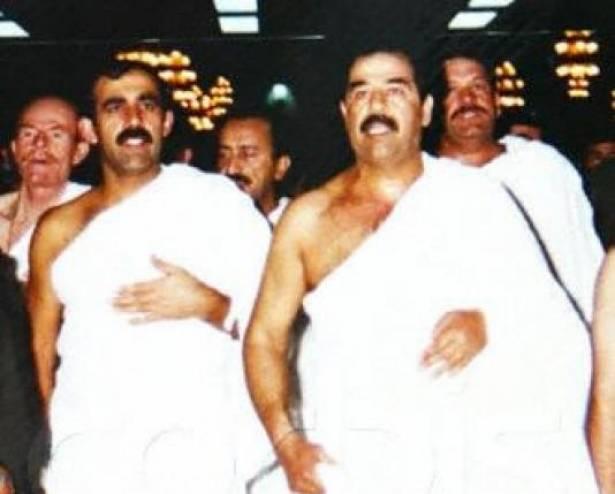 فيديو| ماذا حصل لصدام حسين وهو في مكة المكرمة