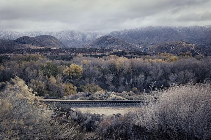 Landscapes by Toshi Oku