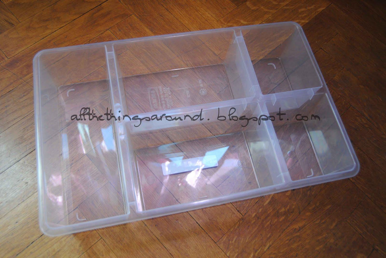 All the things around almacenaje para potis en ikea baratos - Cajas de plastico ikea ...