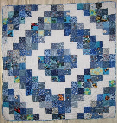 Barn Raising Quilt Pattern Free Knitting : BARN RAISING QUILT PATTERN - Free Patterns