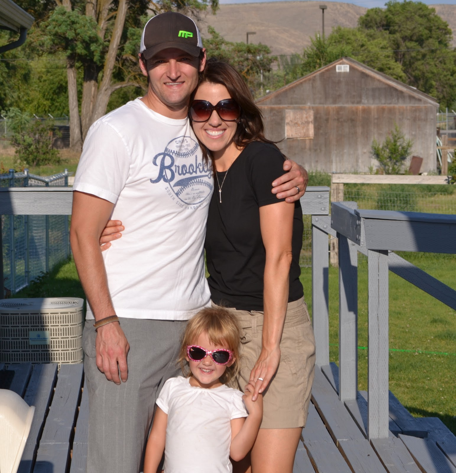 Gates Family Road Trip Day 1