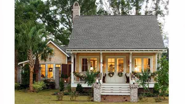 southern living small cottage house plans southern cottage house plans
