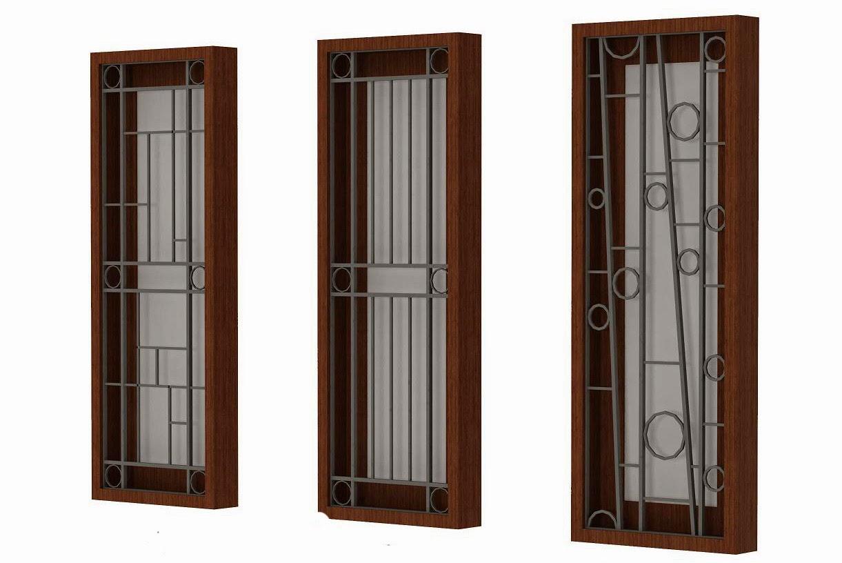 Teralis jendela minimalis pagar besi pintu pagar tattoo for Design minimalis