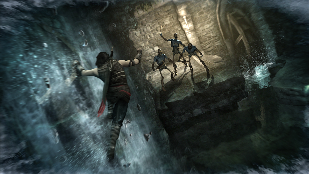 Prince Of Persia(POP) The Fogotten Sands PC Game Download ...