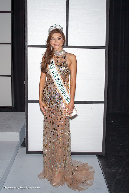 Miss USA International 2013 Andrea Neu