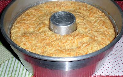 pão de queijo rápido