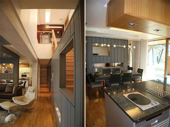 Ragam ide Desain Ruang Makan Dan Dapur Minimalis yg fungsional