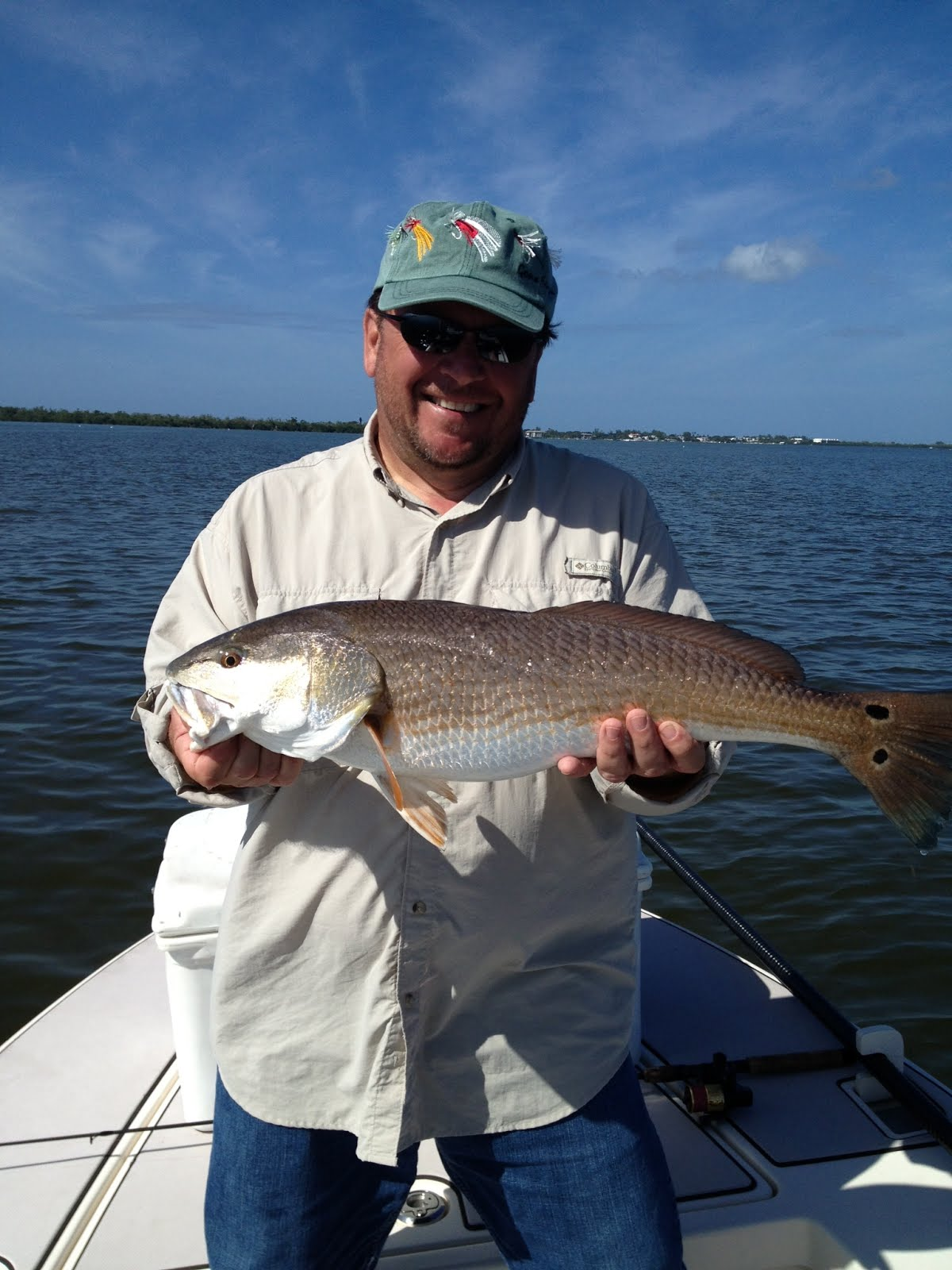 fort myers and sanibel island fishing charter reports and