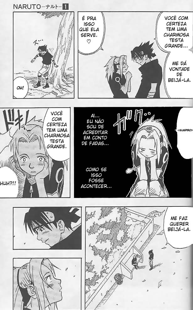 Naruto e Sakura foram feitos para serem um casal 15