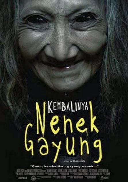 Film Kembalinya Nenek Gayung