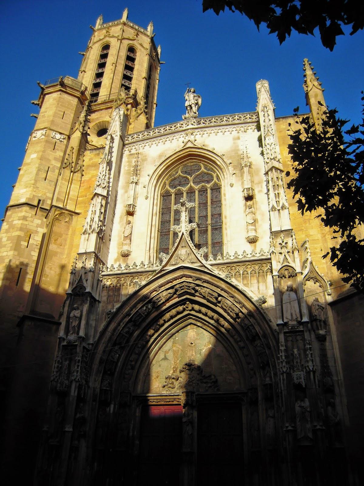 cathédrale saint sauveur aix en provence