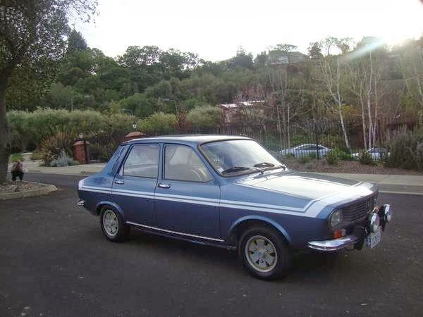 daily turismo 5k french fry 1975 renault 12 tl. Black Bedroom Furniture Sets. Home Design Ideas