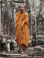 Monk - Angkor Wat Siem Reap