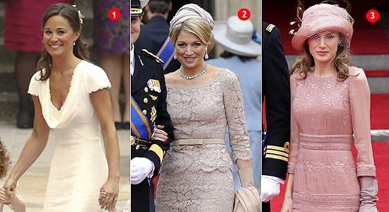 ¿Os gusta lucir tocados en las bodas?