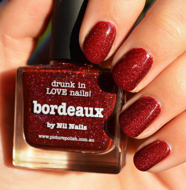 [Specialties] Picture Polish - Bordeaux