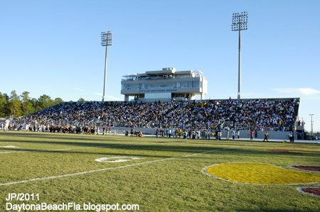 Daytona Beach Municipal Stadium Address