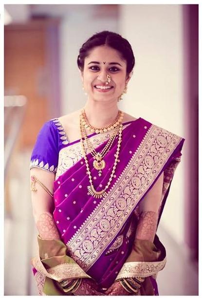 Marathi Bride Image 9
