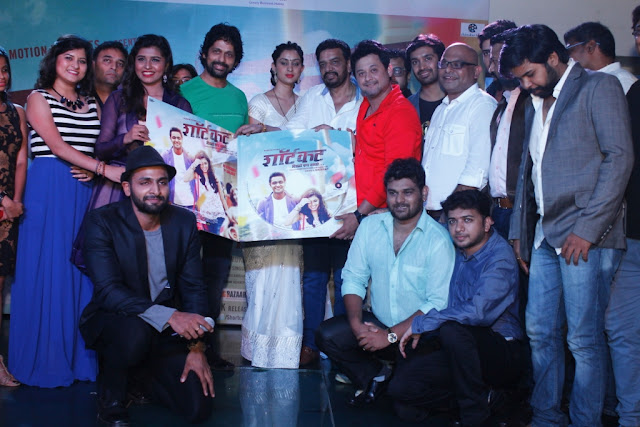THE FIRST LOOK AND MUSIC LAUNCH OF 'SHORTCUT'