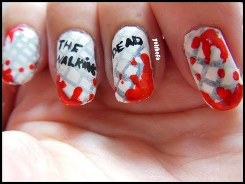 Manicura The Walking Dead