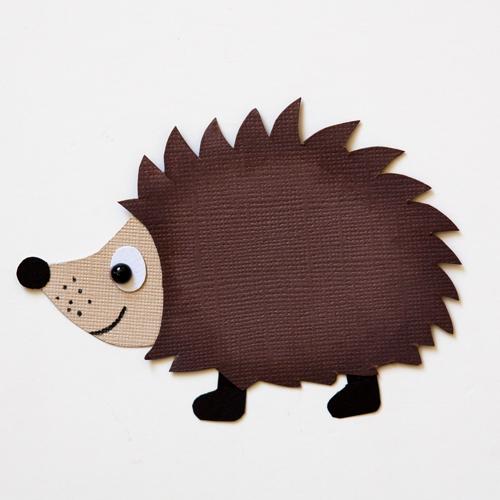 Stacy Cohen: An owl, a fox, a bear and a hedgehog . . . OH MY!!