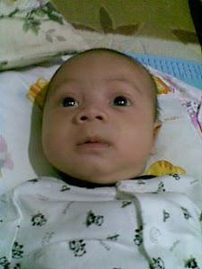 Faqeed Arrayyan 3 bulan