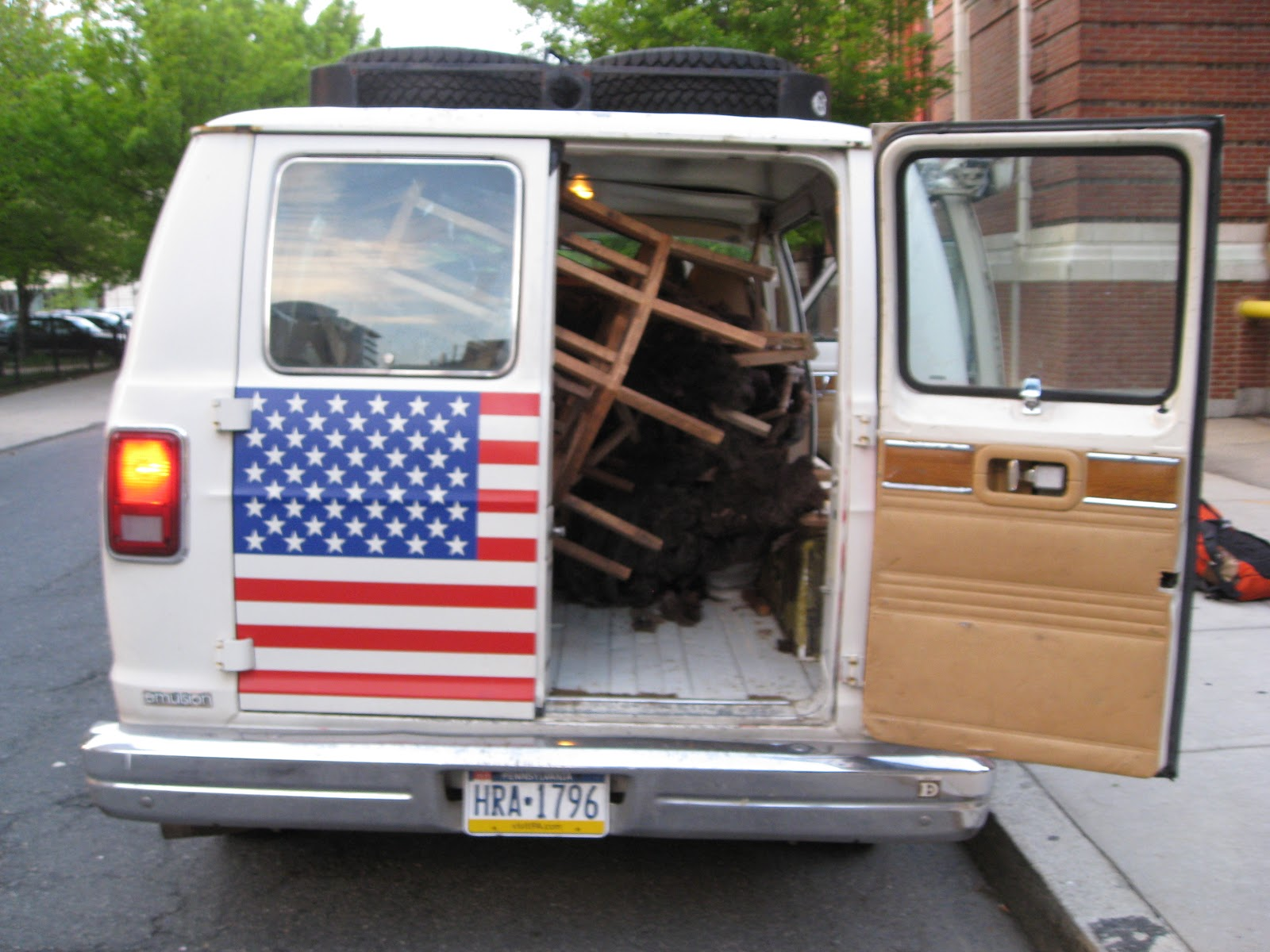 how to break into your nrw vans