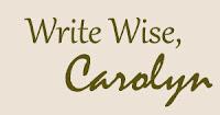 Carolyn M Walker Write Wise