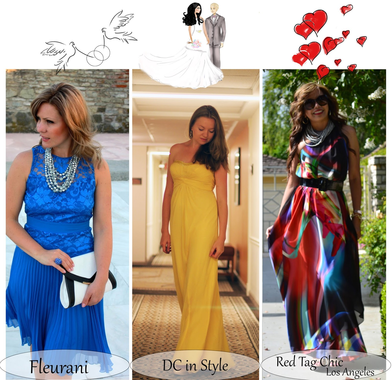 fleurani: Monday Bloom Link up on Fall Wedding guest attire - Photo ...