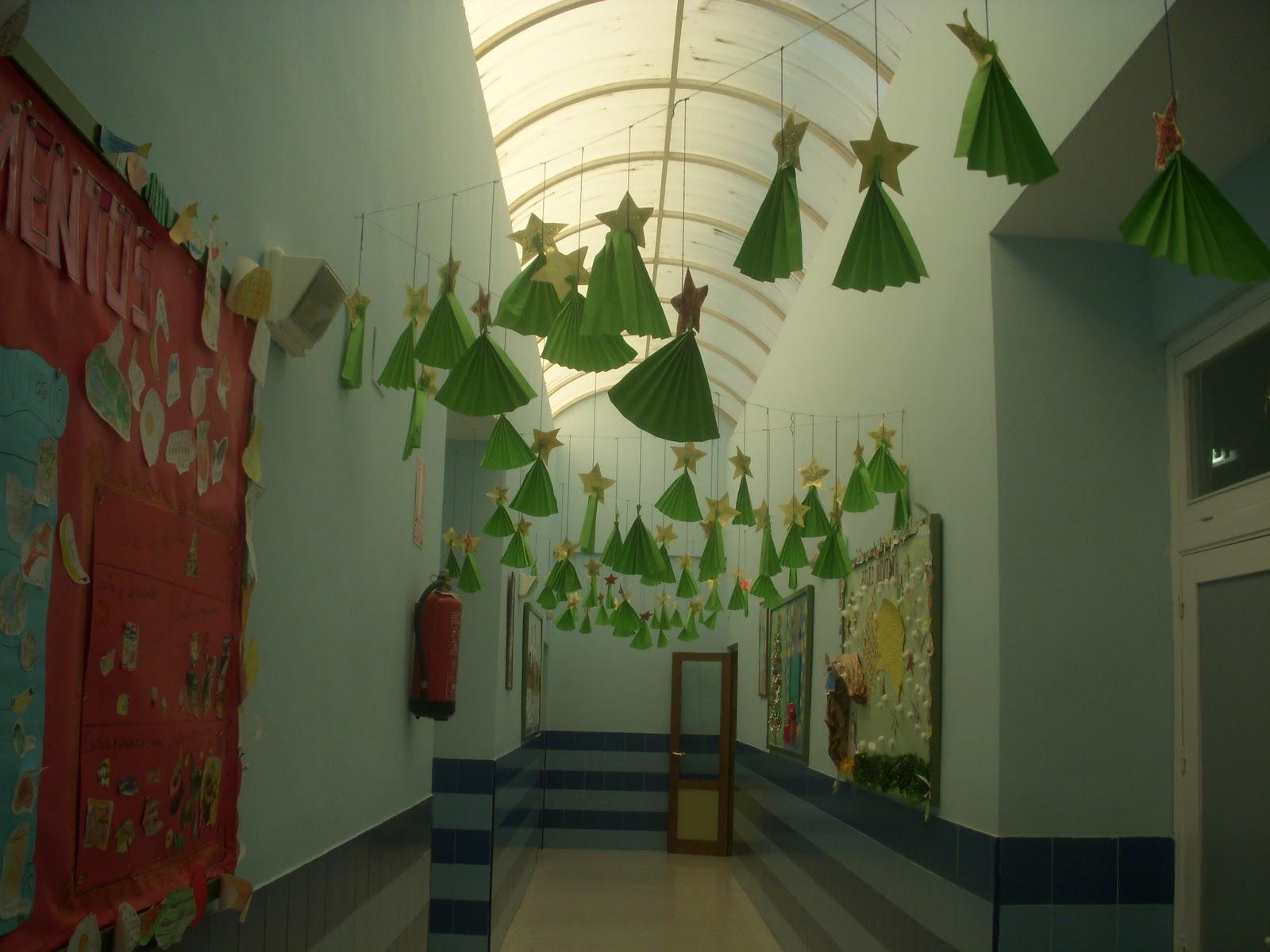 Blog del colegio moli re navidad en el colegio moli re for Decoracion escuela