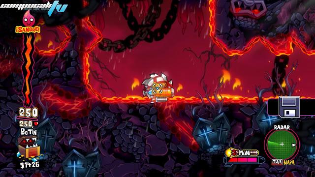 Hell Yeah La Furia del Conejo Muerto PC Full Español
