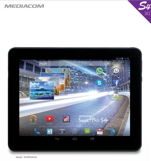 Smartpad 9.7 S4 3G