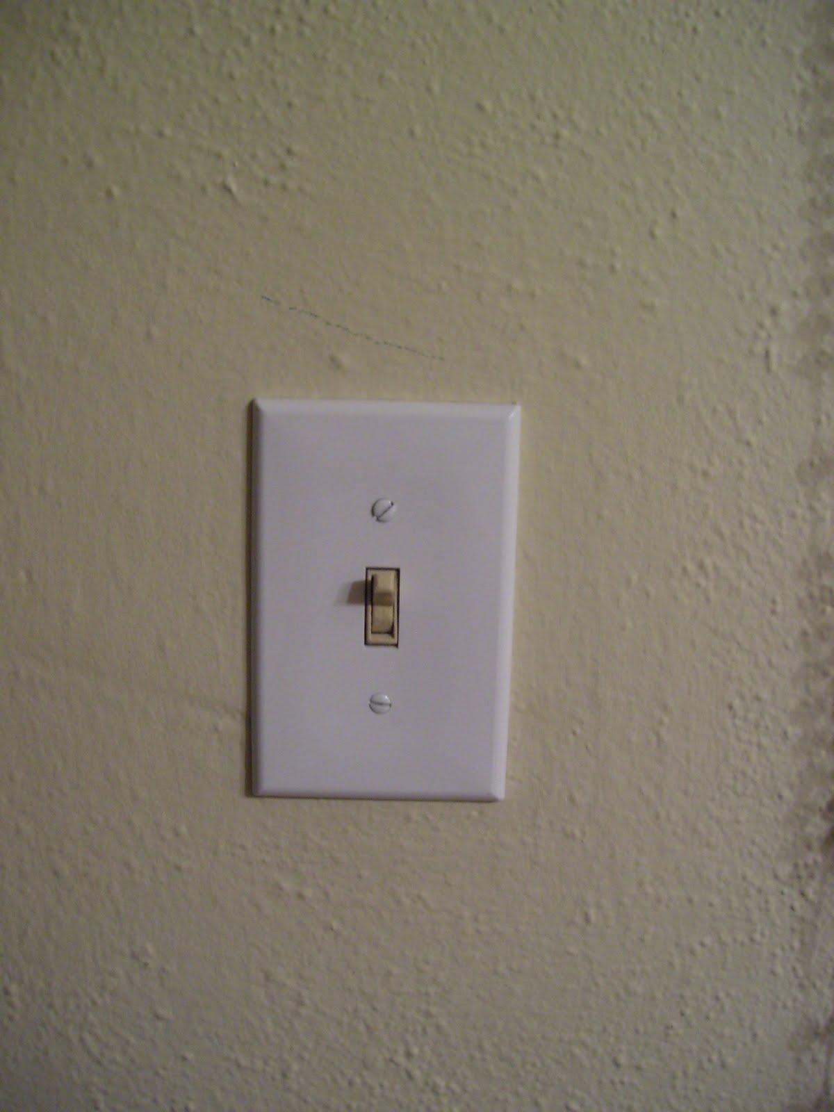 Whimsically Homemade Diy Light Switch Plates