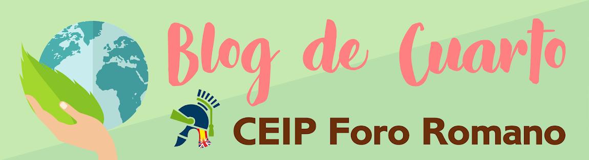 Blog de Cuarto del CEIP Foro Romano