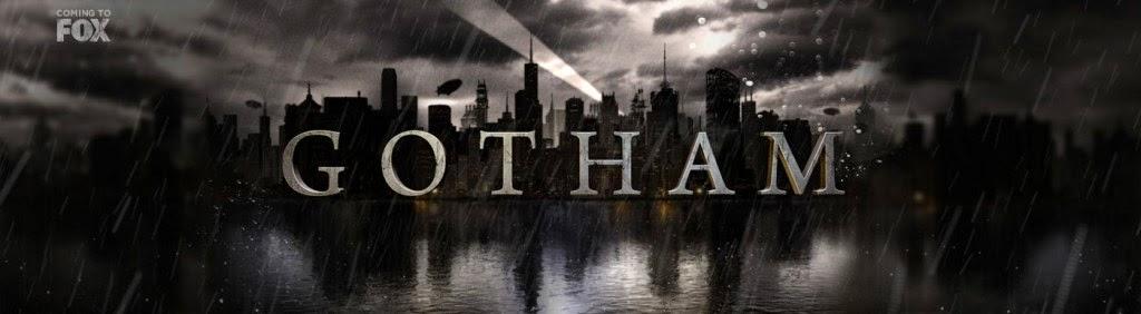 Logo ufficiale della serie Gotham