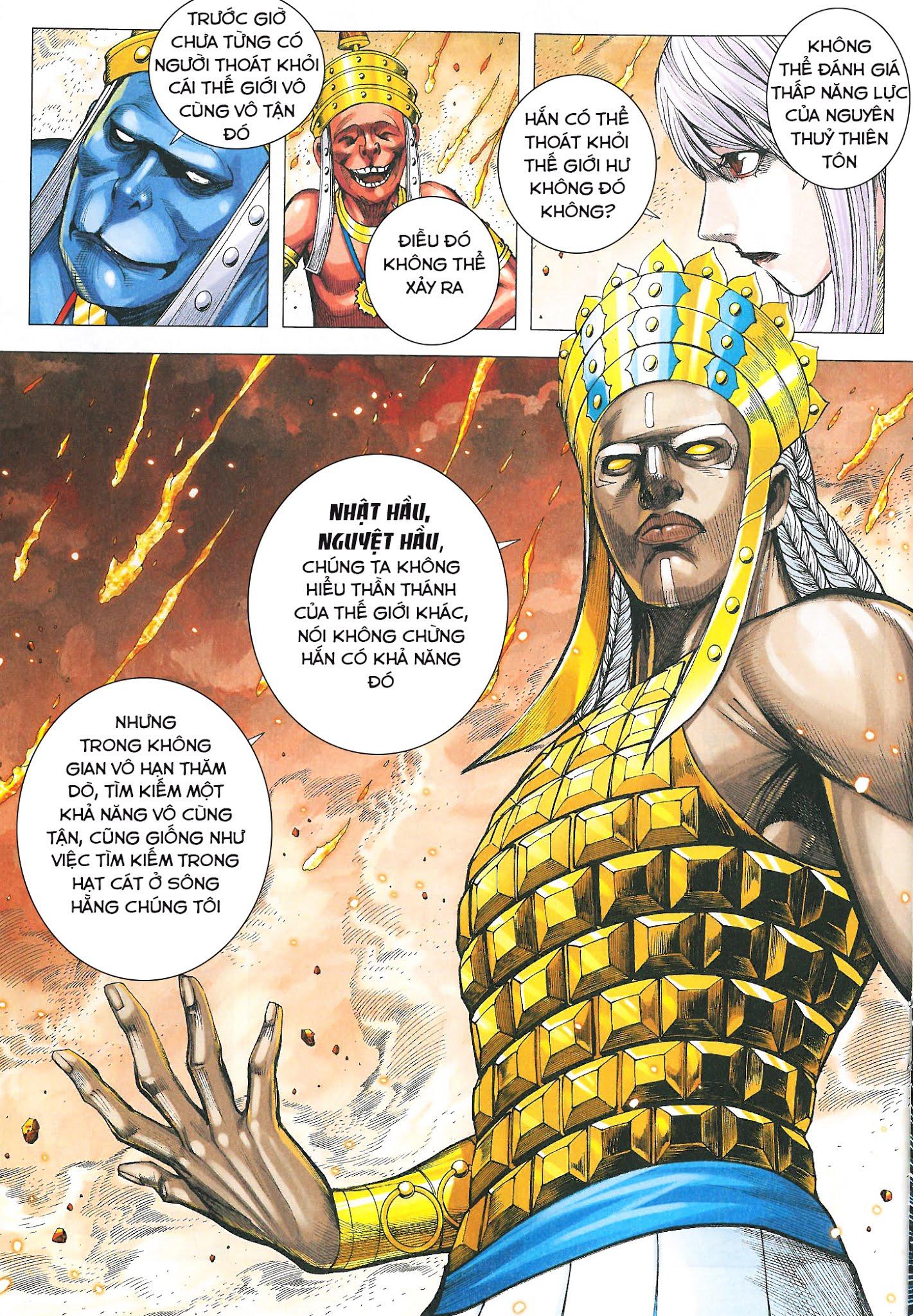 Tây Du chap 181 - Trang 13